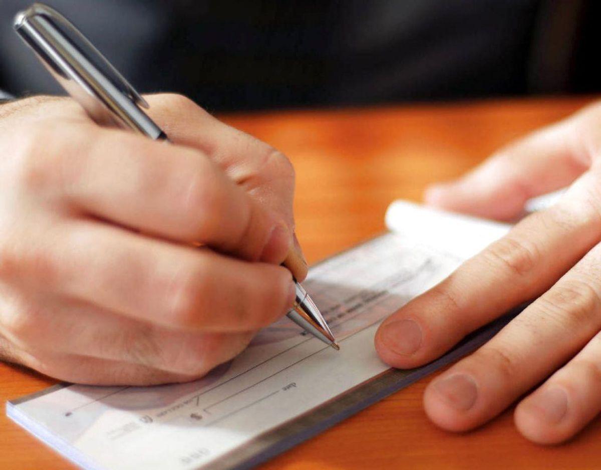 Begyndt at sætte flere penge på pensionsopsparingen. Foto: Scanpix