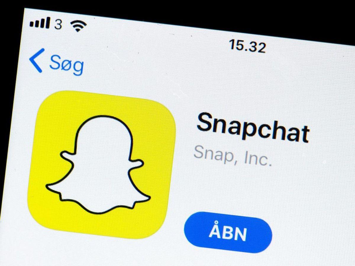Den 35-årige brugte blandt andet Snapchat til at finde sine ofre. Foto: Liselotte Sabroe/Ritzau Scanpix