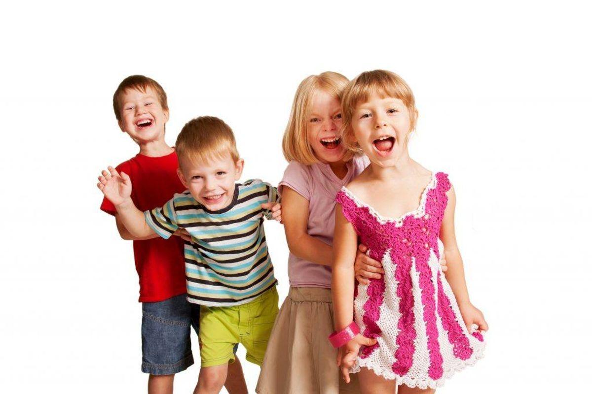 Hvordan klinger Guggi i dine ører? Eller Gui? Eller Gul? Hvis godt, så har du muligheden for at kalde dit barn det. Foto: Colourbox.
