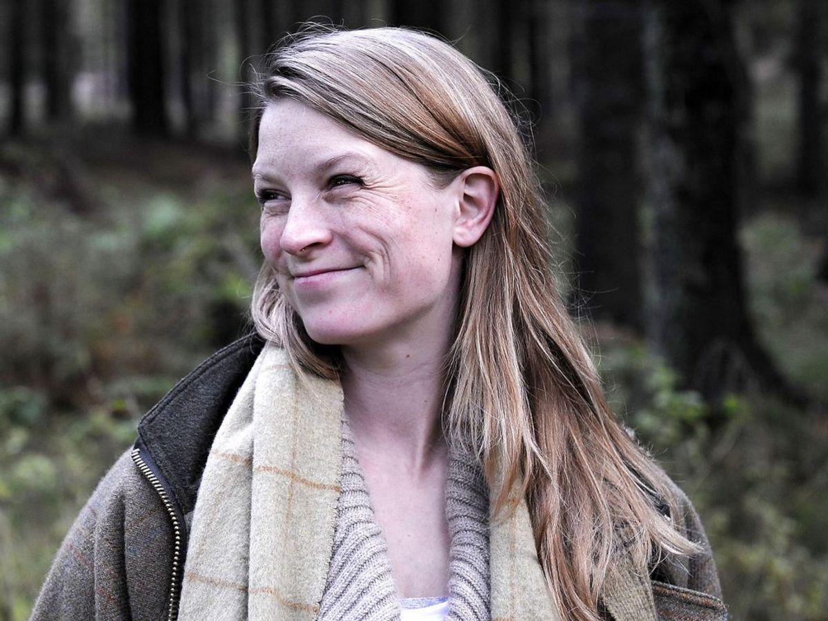 Det gør også Sofie Kirk Kristiansen. Foto: Carsten Andreasen/Jyllands-Posten/Ritzau Scanpix.