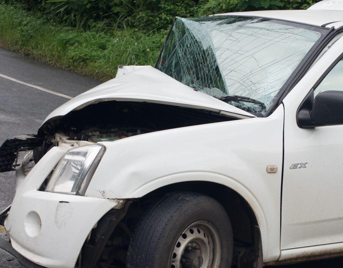 Vejdirektoratet har kortlagt trafikulykker med dødelig udgang for 2019. Genrefoto.