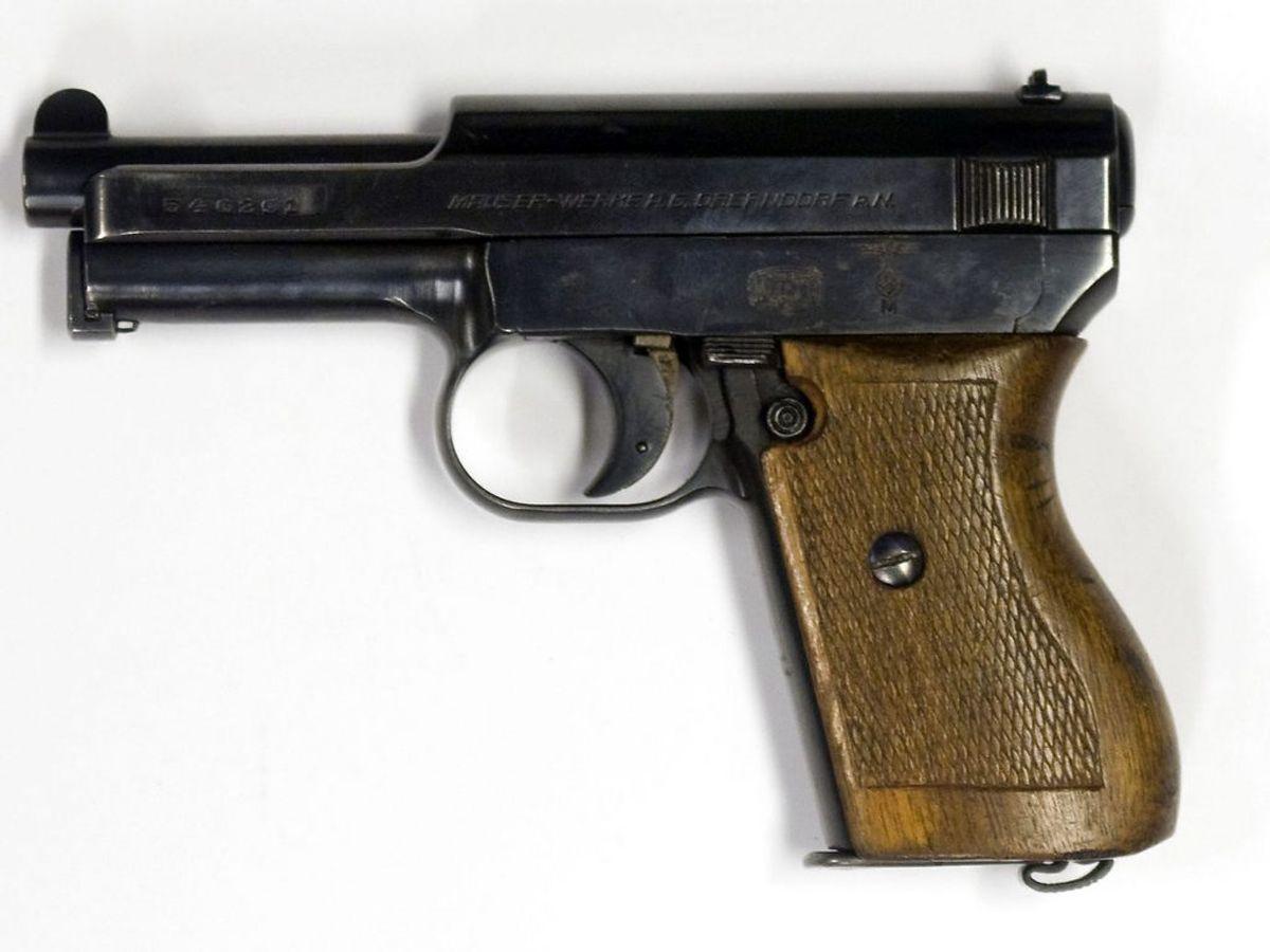En spektakulær sag om våben er for retten. Arkivfoto: Liselotte Sabroe/Ritzau Scanpix.