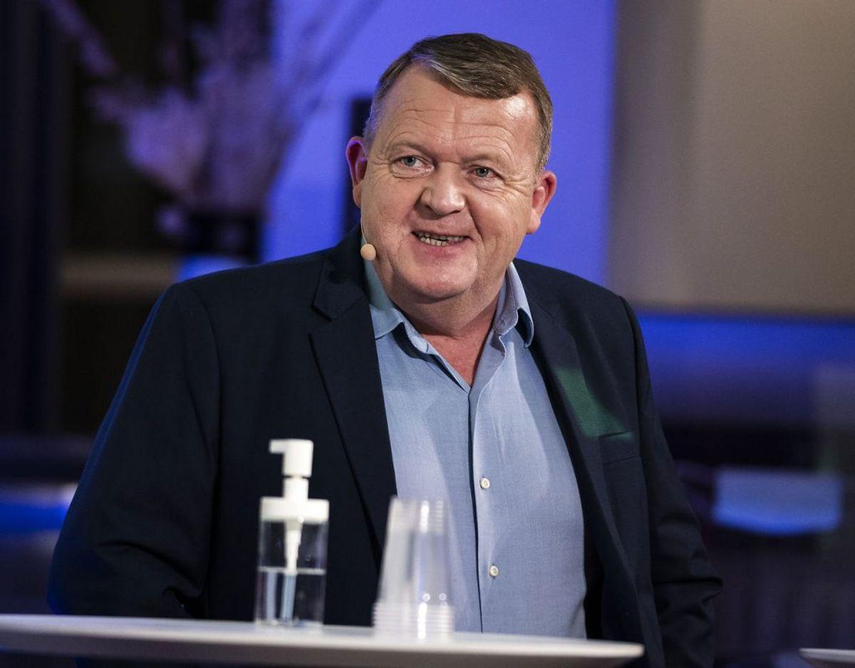 Tidligere Statsminister Lars Løkke Rasmussen bliver nu realitydeltager. (Foto: Martin Sylvest)