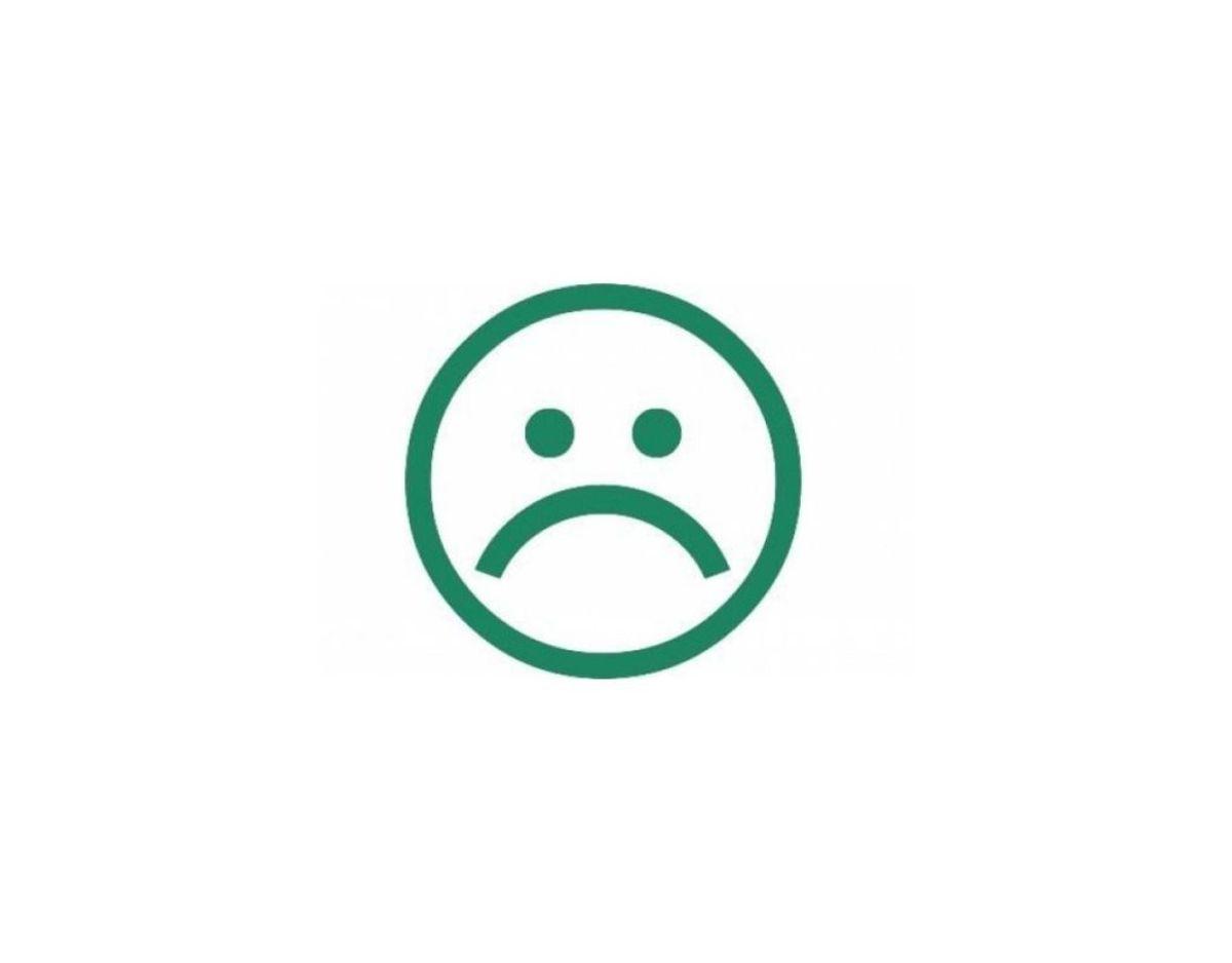 Virksomheden Abo Ramo fik en sur smiley, fordi den ingen risikoanalyse havde. Den tidligere butik brændte ned. Foto: Genre