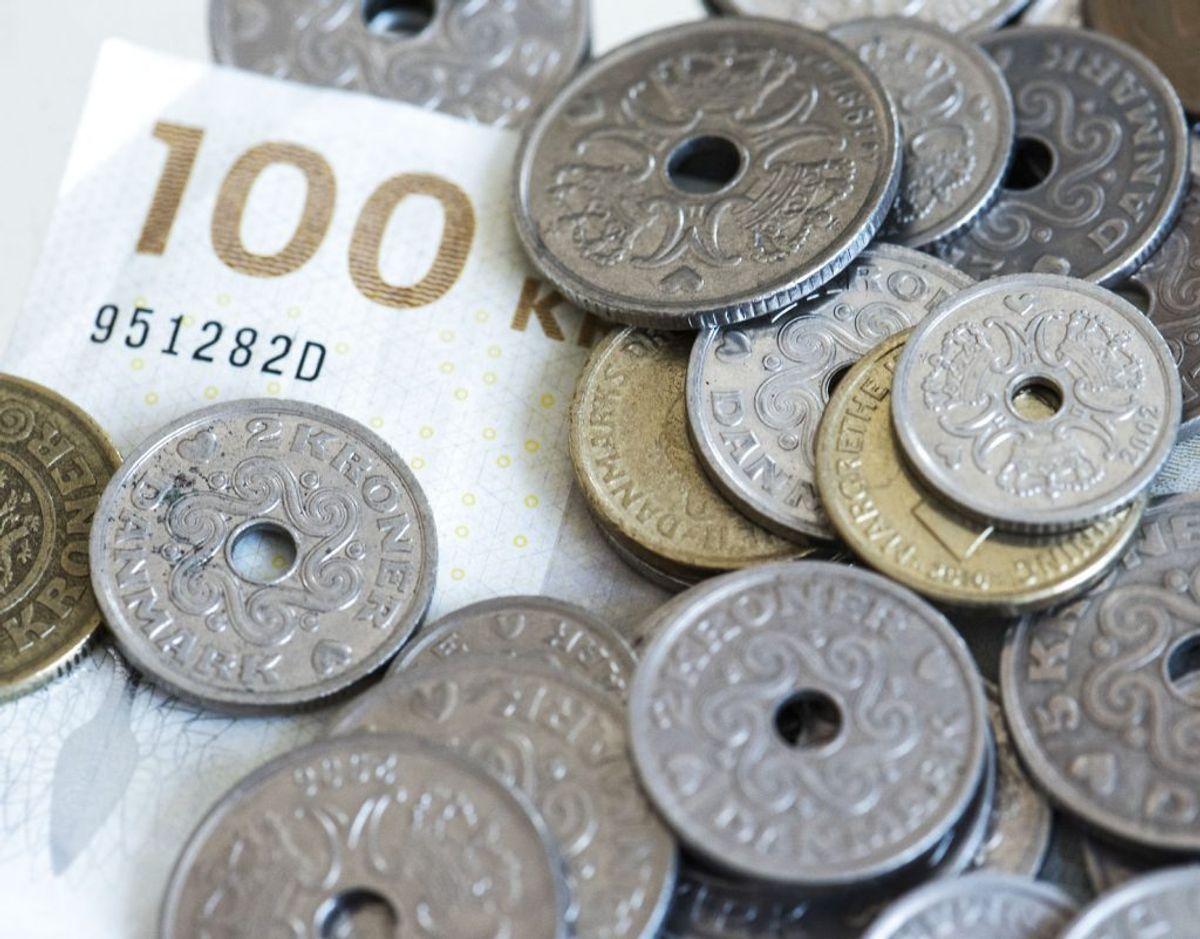 Har du lån hos Bonuslån, Turbolån eller GOKREDIT? Så er der en god chance for, at de er ugyldige. (Foto: Kristian Djurhuus/Ritzau Scanpix)