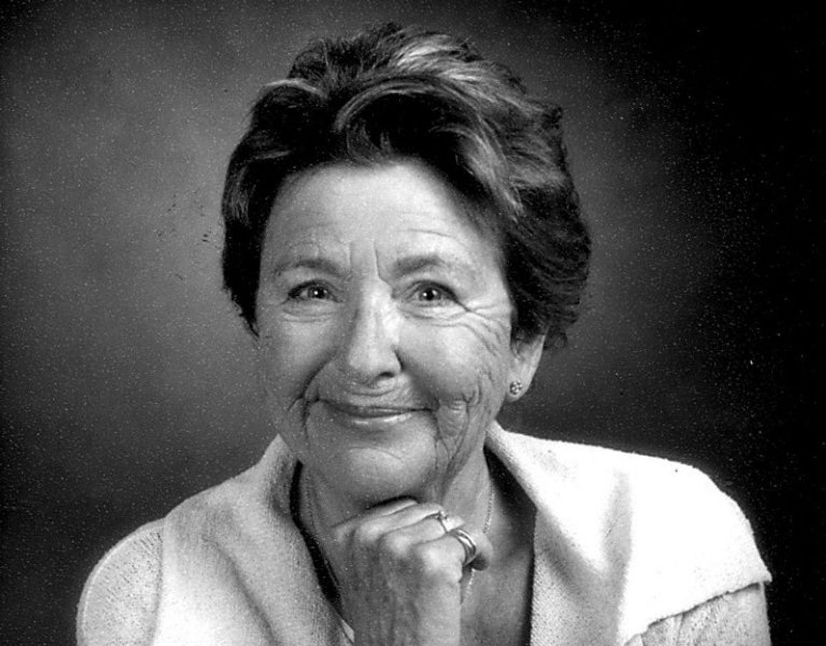 Skuespilleren Rita Angela sov stille ind i en alder af 87 år. (Foto: PRIVATFOTO/Ritzau Scanpix)