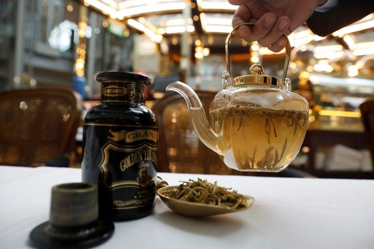 Du skal sørge for at søge en masse viden om din te, hvis du skal sikre at købe den bedst mulige. KLIK VIDERE OG FÅ NOGLE TIPS. Foto: Edgar Su/Reuters