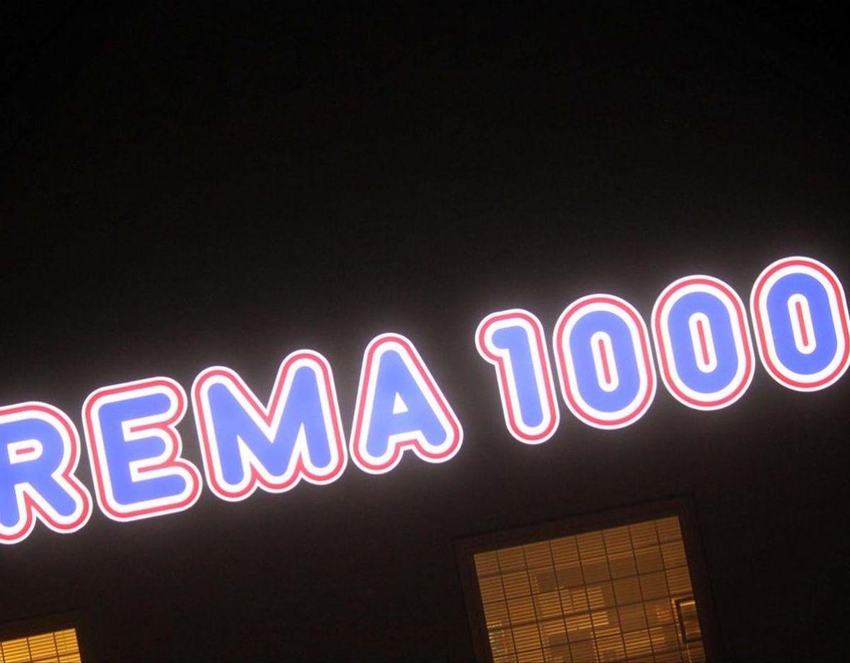 Rema 1000-forretning lukket på grund af fugt- og skimmelsvampskade. Arkivfoto: Elo Christoffersen/Newsbreak.dk