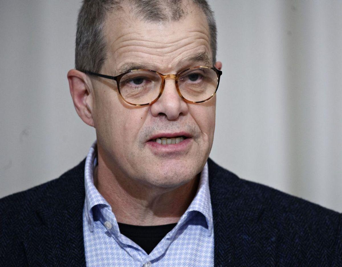 Kåre Mølbaks ord får støttepartierne til at se rødt. (Foto: Philip Davali/Ritzau Scanpix)