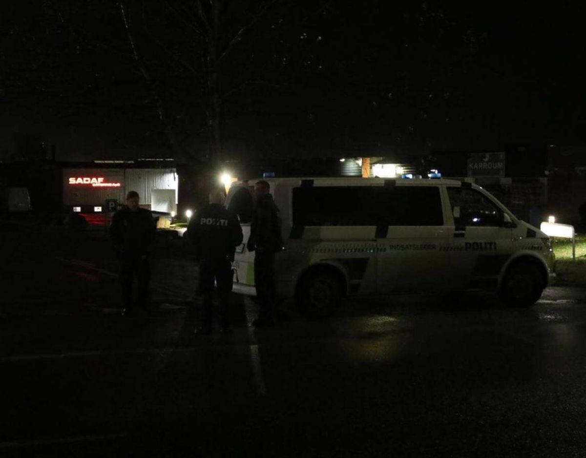 Østjyllands Politi søger vidner til et eventuelt overfald på en 24-årig mand i området omkring Holmstrupgårdsvej i Skejby. Foto: Øxenholt Foto