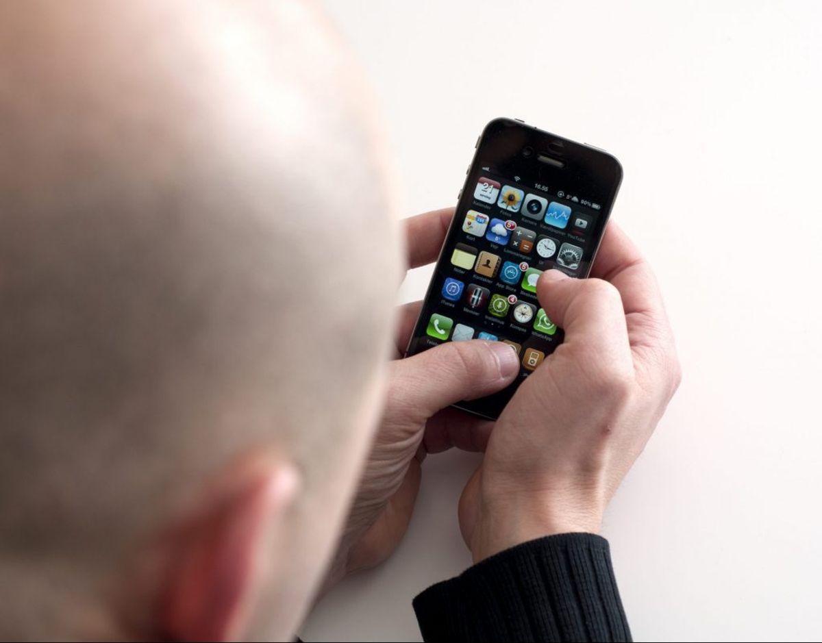 Ryd op i dine apps. Afinstaller dem, du ikke bruger, og tjek jævnligt, hvilke der har adgang til hvilke data. Foto: Colourbox.