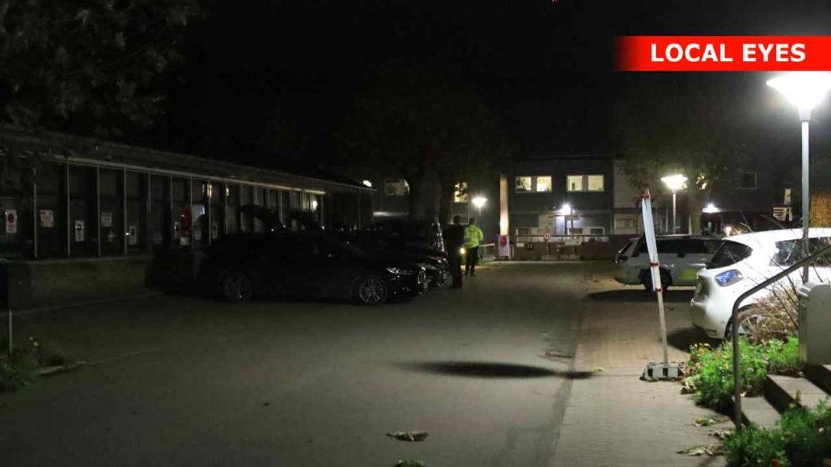 Siden søndag har politiet ledt efter Kim. Nu er han blevet fundet. Foto: Local Eyes