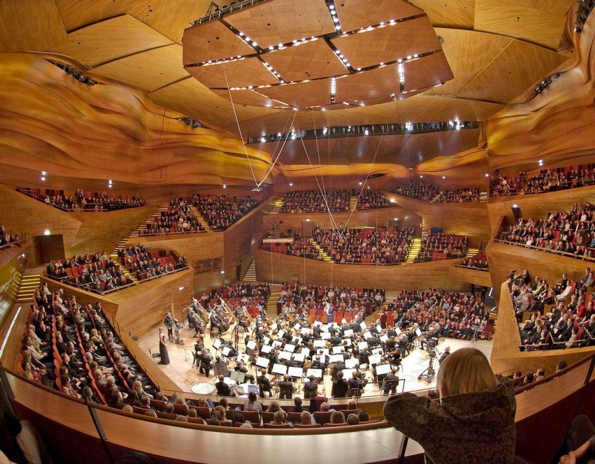 Flere kvinder står frem med krænkende oplevelser fra DR Symfoniorkestret. Foto: Scanpix