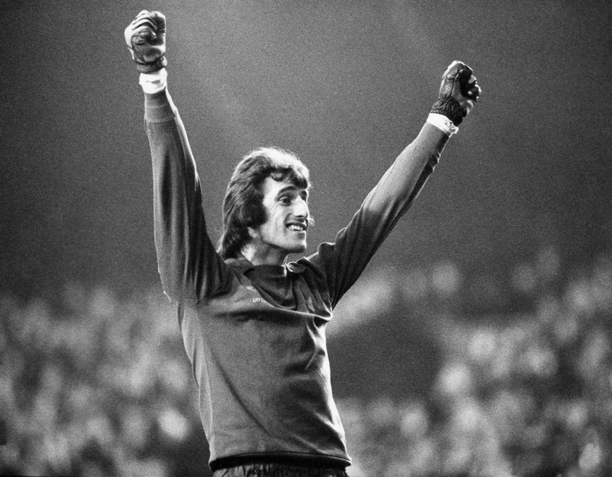 Ray Clemence vogtede buret for Liverpool mellem 1967 og 1981. Foto: Scanpix