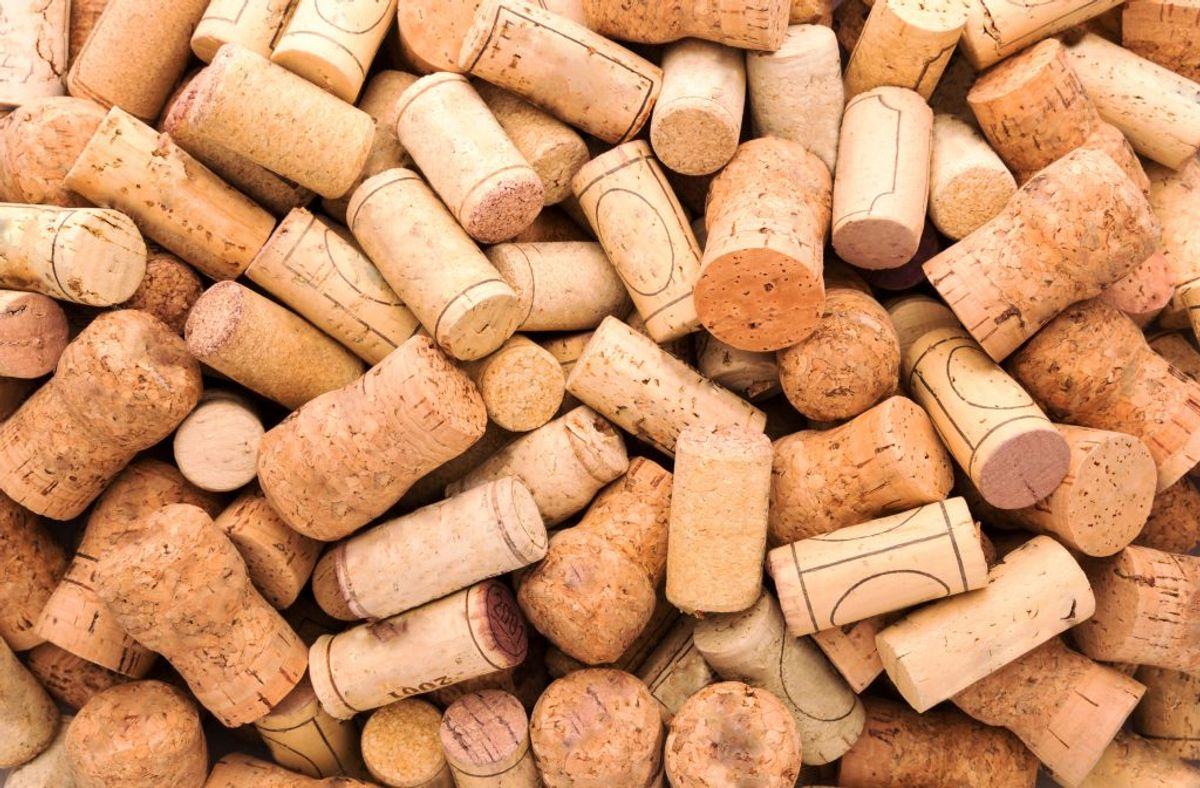 Vinpropper – så længe de er lavet af kork og ikke plastik. Kilde: Family Handyman. Foto: Scanpix.