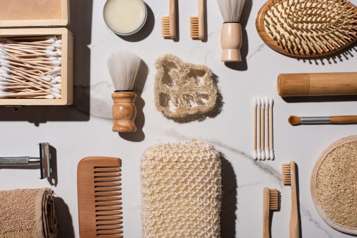 Bruger du en natursvamp kan den også komposteres. Kilde: Family Handyman. Foto: Scanpix.