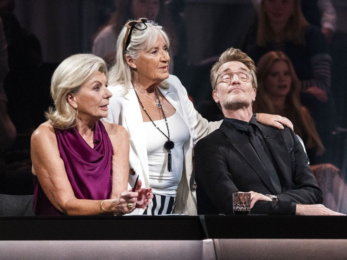 Dommerne Britt Bendixen, Anne Laxholm, Nikolaj Hübbe. (Foto: Martin Sylvest)