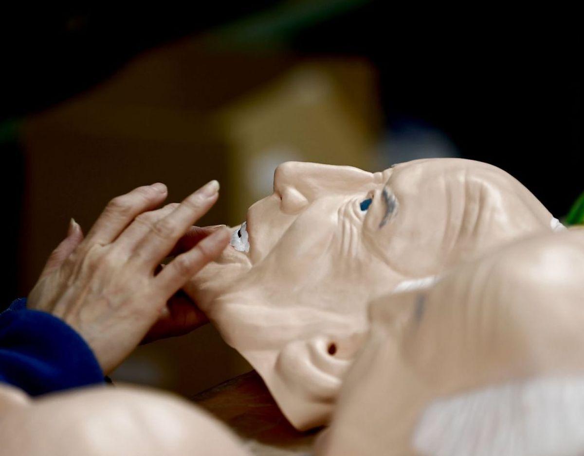 Joe Bidens popularitet var til at se, da han tog rekorden for flest stemmer ved et amerikansk præsidentvalg den 3. november. Nu kan du selv ligne den 77-årige kommende præsident. Foto: Issei Kato/Scanpix