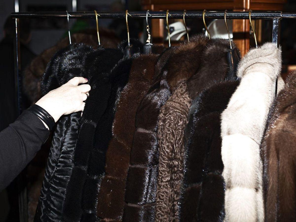 Kopenhagen Fur lukker og slukker på grund af mink-situationen i Danmark. (Foto: Jonas Skovbjerg Fogh/Ritzau Scanpix)