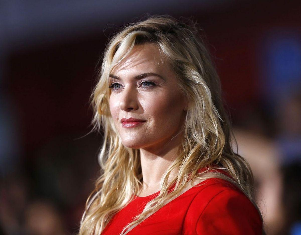 Kate Winslet er en dame i usædvanlig god fysisk form. Det beviste hun med alt tydelighed under optagelserne til Avartar 2, der får premiere i 2022. Klik videre i galleriet for flere billeder. Foto: Scanpix/REUTERS/Mario Anzuoni