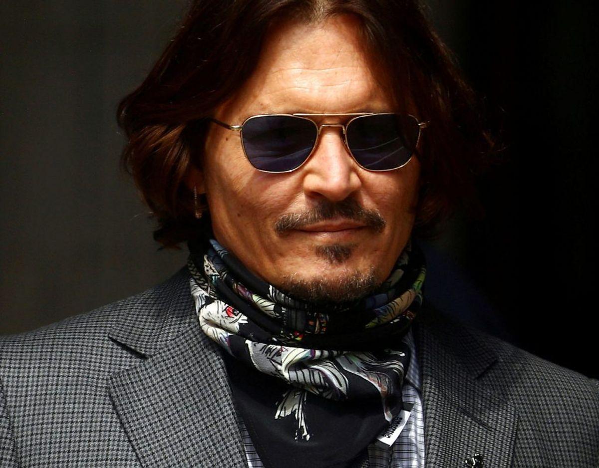 Warner Bros. har valgt at afbryde samarbejdet med Johnny Depp, der ellers havde kontrakt på rollen som 'Gellert Grindelwald' i filmen. Foto: Scanpix/REUTERS/Hannah McKay/File Photo