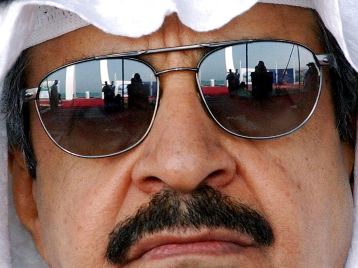 Han var premierminister i 50 år. Foto: Hamad I. Mohammed/Scanpix.