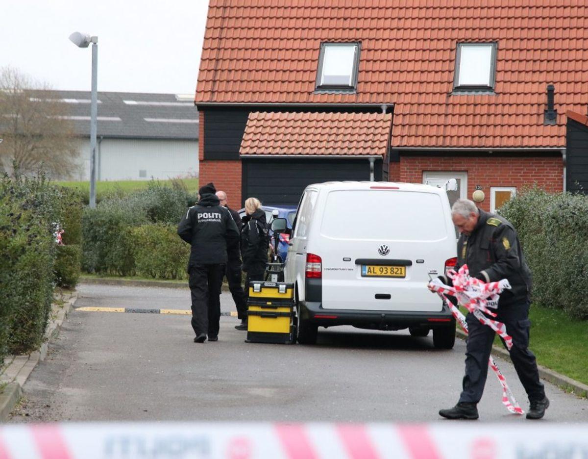 Torsdag starter retssagen mod en 40-årig mand. Han er tiltalt for at have dræbt to kvinder i november 2019. KLIK for flere billeder. Foto: Presse-fotos.dk.