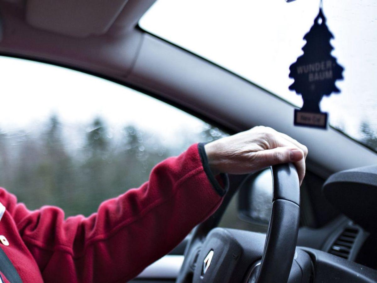 I en rundspørge blandt LB Forsikrings medlemmer udpeges bilister som de mest uopmærksomme i trafikken. KLIK VIDERE OG SE FLERE BILLEDER. Foto: Ritzau Scanpix/ Arkiv