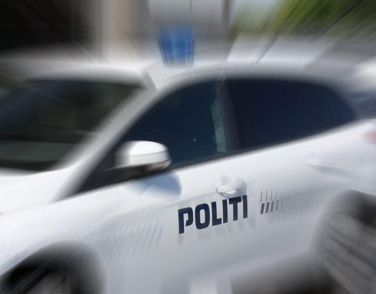 Identiteten på den tidligere efterlyste mand er politiet nu i besiddelse af. Derfor efterlyses han ikke længere. Foto: Genre