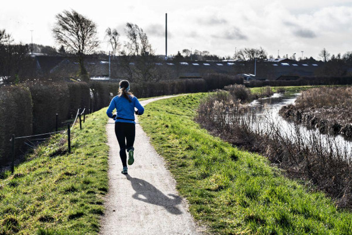 I 2015 havde mere end 20 millioner mennesker verden over registreret sig som brugere af Endomondo-appen. Her igennem trackede de deres løbetider, ruter og kalorieforbrænding.  (Arkivfoto) Foto: Henning Bagger/Scanpix