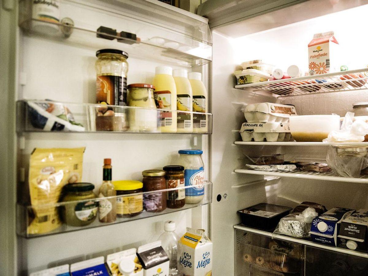 Der findes en række overraskende fødevarer, du altid bør putte i køleskabet. KLIK VIDERE OG SE DEM. Foto: Scanpix.