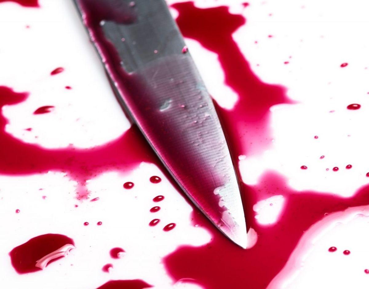 En 24-årig mand, som politiet har ledt efter i forbindelse med et knivstikkeri, har meldt sig selv. Foto: Colourbox/ Arkiv