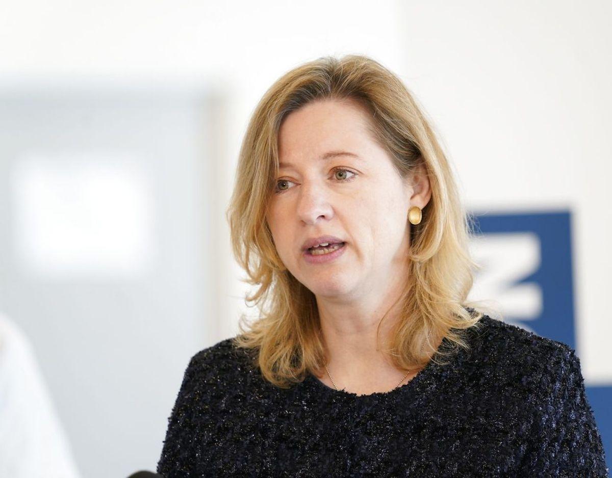 Regionsrådsformand Sophie Hæstorp Andersen (S) melder sig som kandidat til den ledige post som overborgmester i København. (Foto: Ida Guldbæk Arentsen/Ritzau Scanpix)