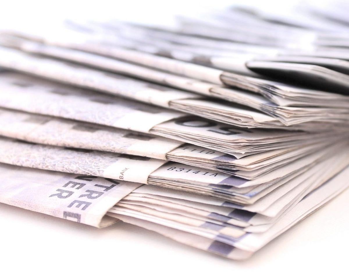 Årlig indkomst før skat: 300.000 – udbetaling på 12.600 kroner efter skat.