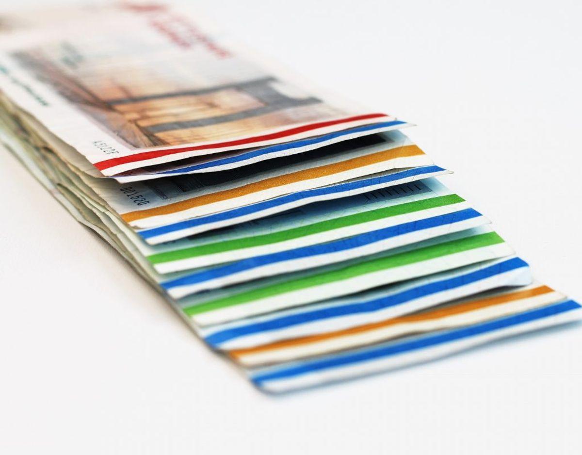 Årlig indkomst før skat: 1.000.000 – udbetaling på 32.400 kroner efter skat.