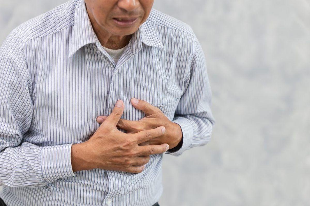 Har du hjerte-eller kredsløbsproblemer kan det også gå udover dit energiniveau og din nattesøvn. Et lavt energiniveau kan også været tegn på, at dit stofskifte er for lavt. Kilde: Reader's Digest. Arkivfoto.