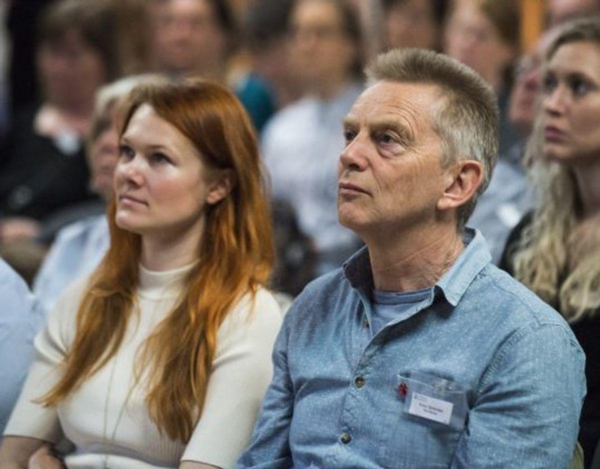 Psykolog ved Red Barnet Kuno Sørensen mener, at det, som vi engang kaldte børnelokkere, har fået bedre muligheder for at komme i kontakt med børn og unge via sociale medier med den hensigt at udnytte dem seksuelt. KLIK VIDERE OG SE, HVAD DU SOM FORÆLDER KAN GØRE FOR AT BESKYTTET DIT BARN. (Arkivfoto) Foto: Ida Marie Odgaard/Scanpix