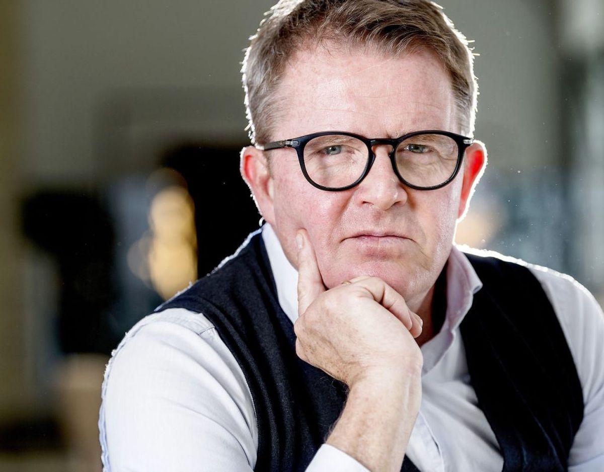 Rolf Sørensen er søndag tilbage i kommentatorboksen (Foto: Bax Lindhardt/Scanpix 2020)