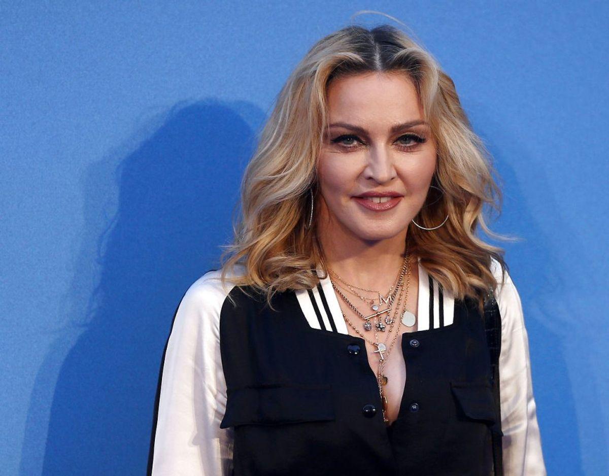 Madonna er med på listen. Hun er god for 500 millioner dollar. Klik videre for flere oplysninger. Foto: Scanpix/REUTERS/Neil Hall/File Photo
