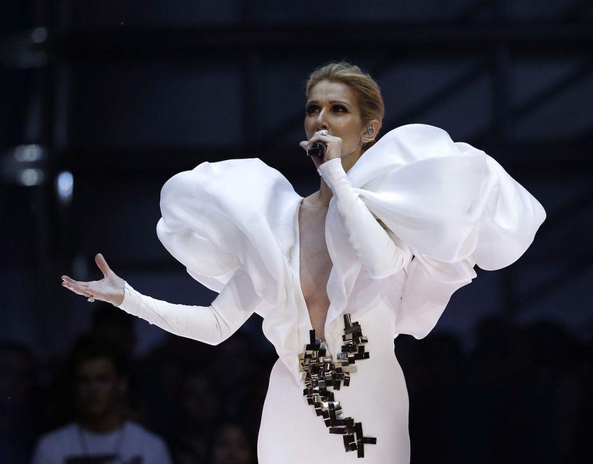 Celine Dion er god for 455 millioner dollar. Klik videre for flere oplysninger. Foto: Scanpix/REUTERS/Mario Anzuoni