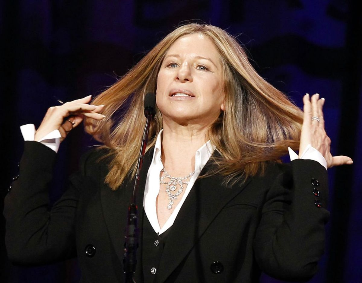 Barbra Streisand er god for 420 millioner dollar. Klik videre for flere oplysninger. Foto: Scanpix/REUTERS/Mario Anzuoni