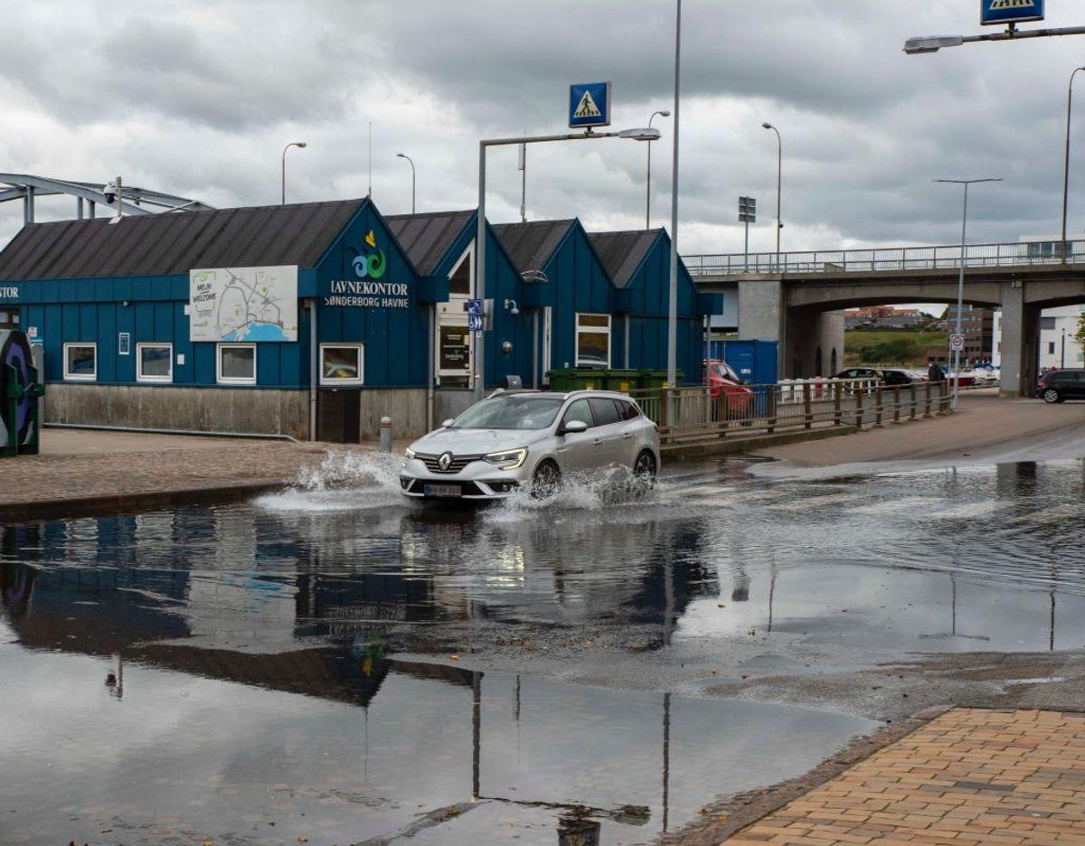 Sønderborg. Foto: Presse-fotos.dk