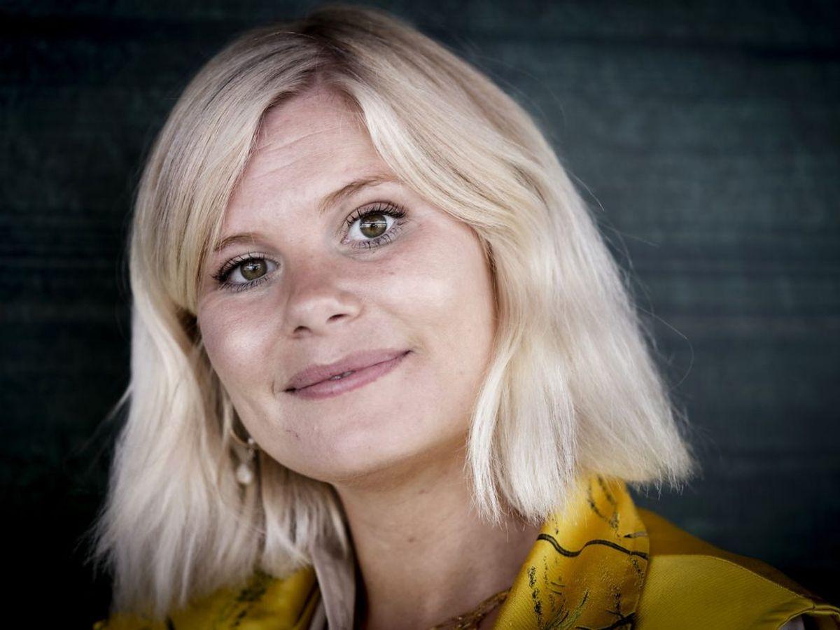 """26. august fortæller tv-vært Sofie Linde, at hun som ung blev truet af en """"tv-kanon"""", der ville have hende til at give ham oralsex. Talen får sexisme og seksuel chikane på dagsordenen, og især kvinder stiller sig frem med beretninger om krænkende adfærd.(Foto: liselotte sabroe/Ritzau Scanpix)"""
