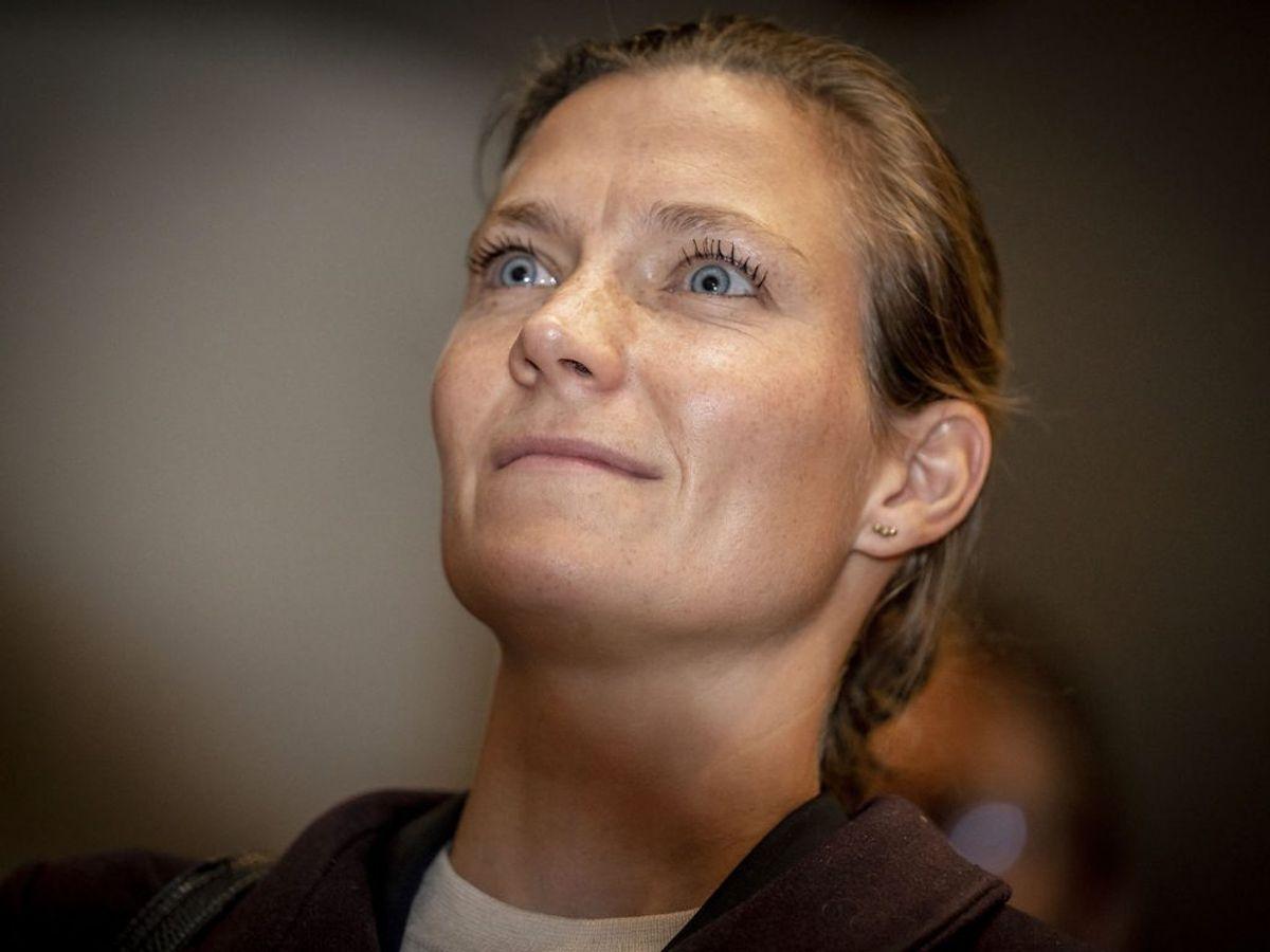 16. september skriver folketingsmedlem Lotte Rod (R) i et facebook-opslag, at hun er blevet taget på i Radikal Ungdom og i Radikale Venstre. (Foto: Mads Claus Rasmussen/Ritzau Scanpix)