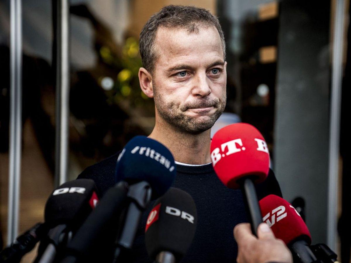 De Radikale oplyser, at Morten Østergaard har sygemeldt sig, og at sekretariatschefen har fået en advarsel for sin håndtering af klagesagerne. (Foto: Martin Sylvest/Ritzau Scanpix)