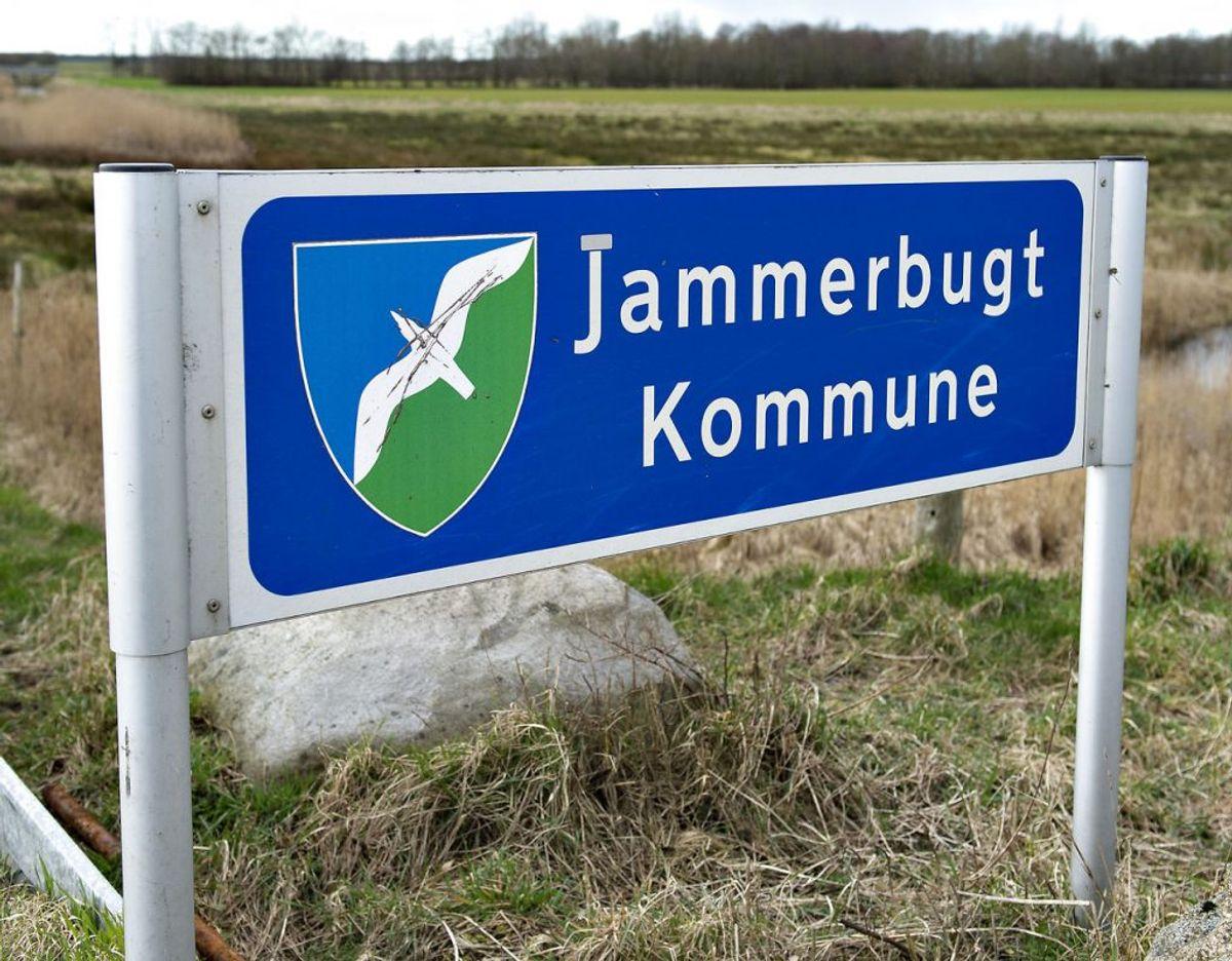 I Jammerbugt Kommune har der de seneste syv dage været 57 smittetilfælde. Det svarer til en incidens på 149 per 100.000 indbyggere. Den officielle bekymringsgrænse er 20. Foto: Scanpix