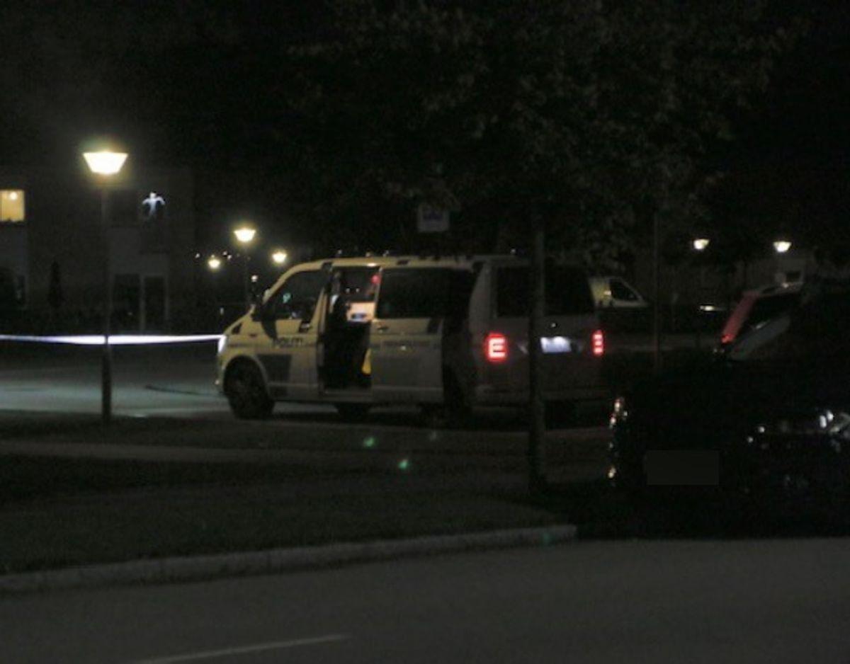 Politiet efterforsker fortsat sagen. Foto: Presse-fotos.dk.