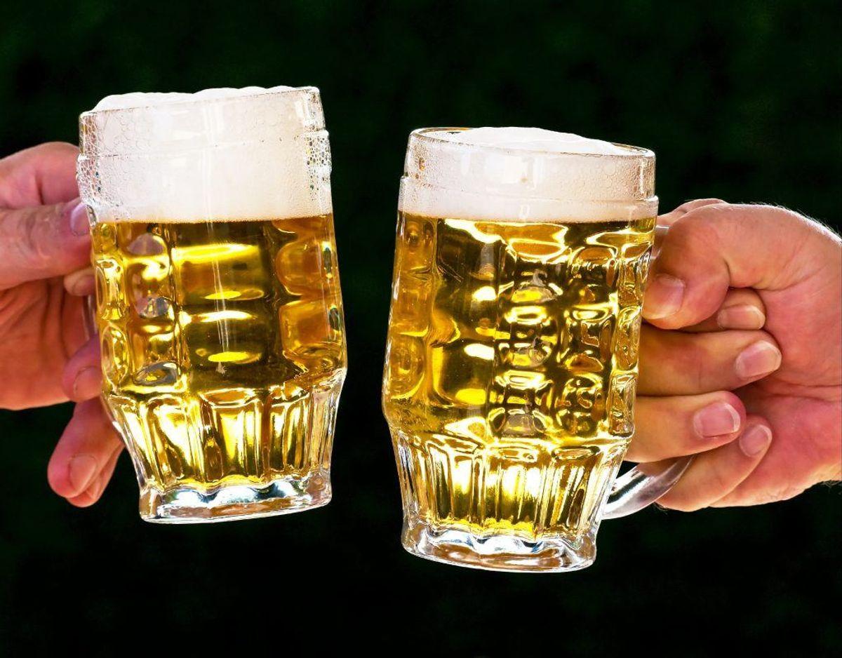 Alkohol: Forgiftning, koma eller endda døden.