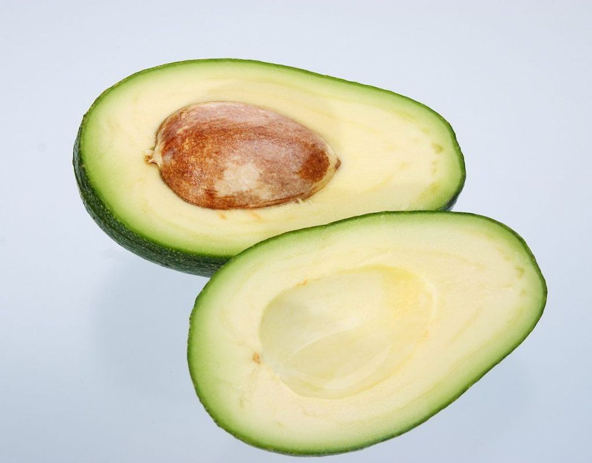 Avocado (både planten og frugten): Opkast og diarre.