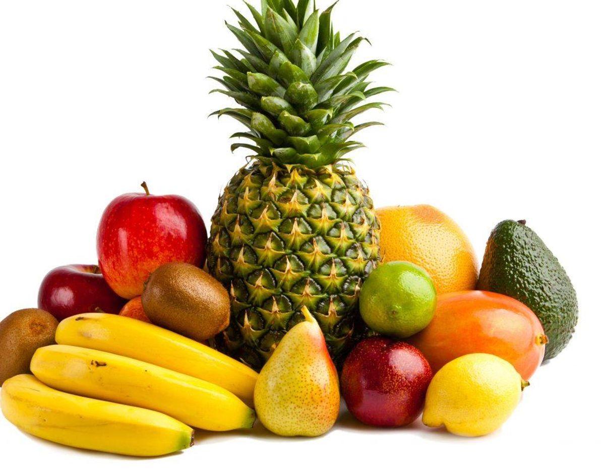 Og at man fjerner alle kerner, sten, stilke og blade fra frugter.